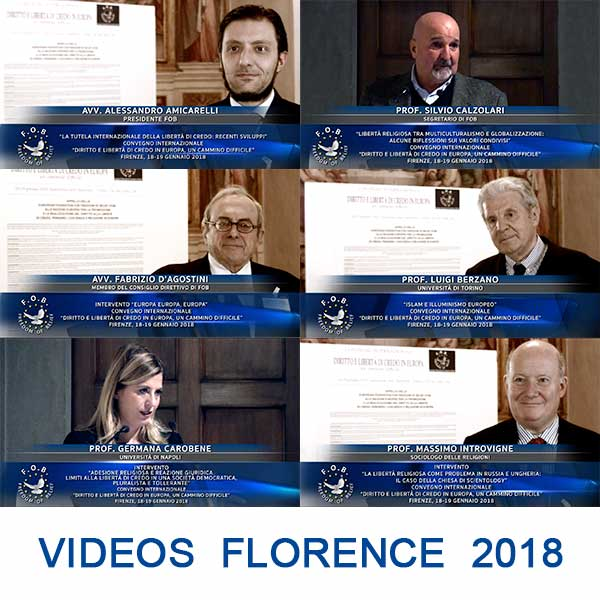 videos florence 2018