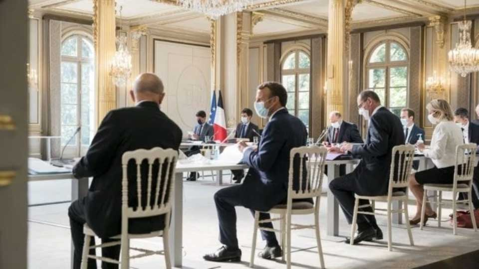 The French Council of Ministers