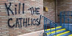kill the catholics slogan
